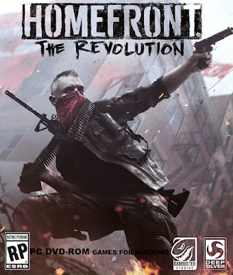 Homefront The Revolution Highly Compressed
