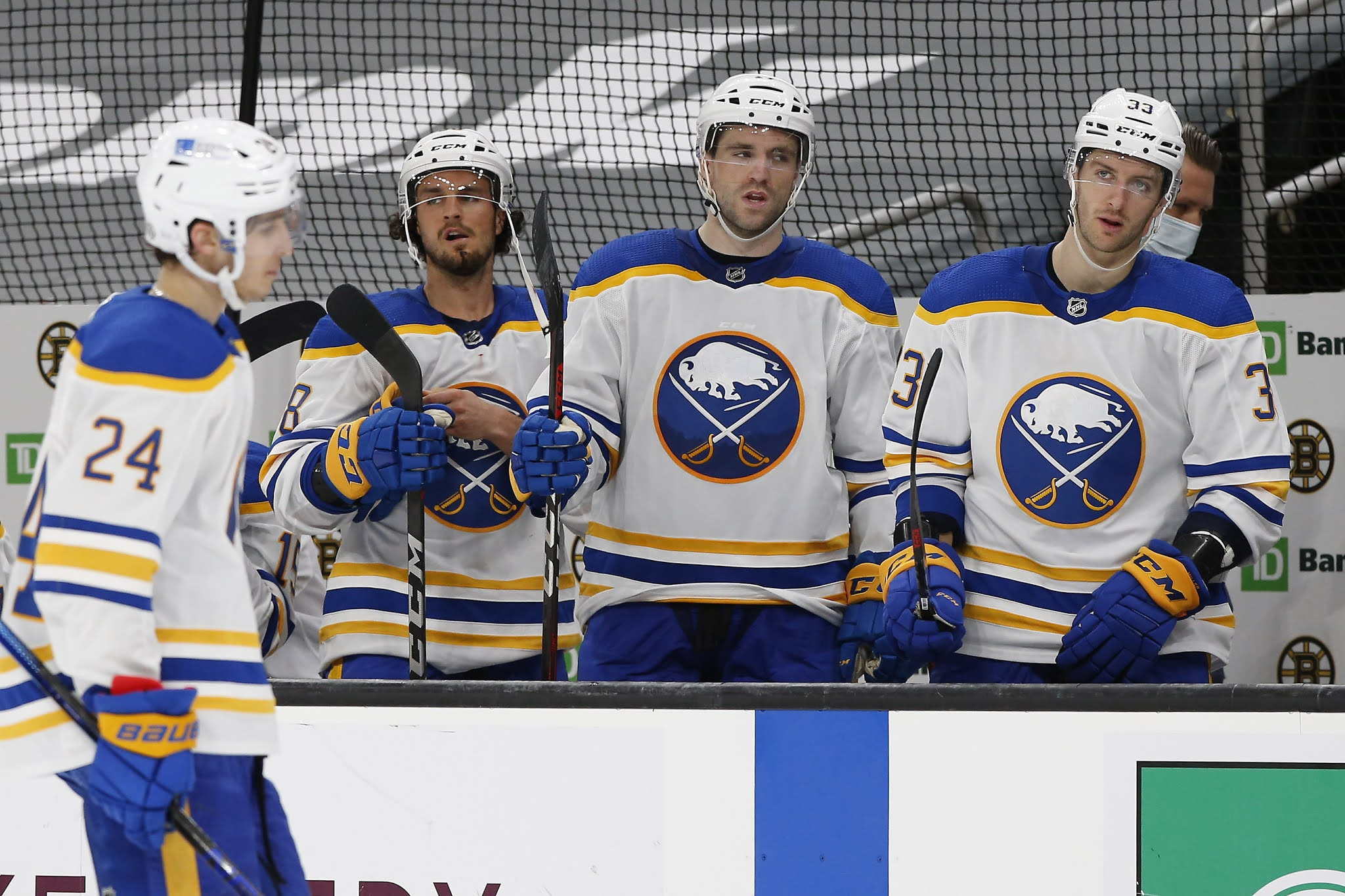 Expansion Draft: Buffalo Sabres Losing One of Two Players ...