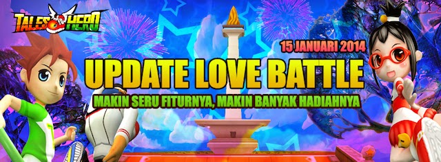 Server Maintenance Tales Hero Hadirkan Event Battle Love