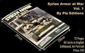 Read n' reviewed: Syrian Armor at War Vol. 1 from Pla Editions