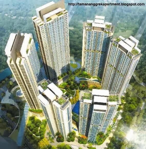 Central Park Apartments Jakarta: Launching Apartemen Baru Taman Anggrek Residences Jakarta