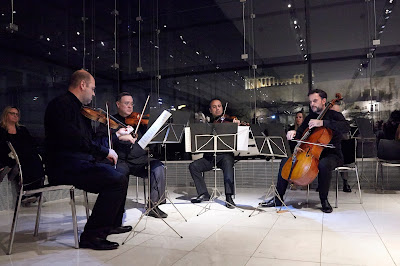 Κρατική Ορχήστρα Αθηνών στο Μουσείο Ακρόπολης