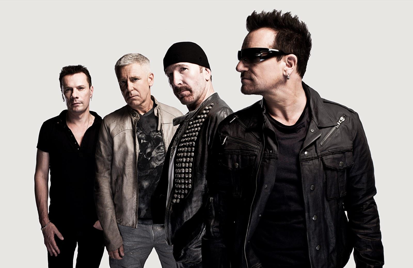 Profil dan Biografi Lengkap U2