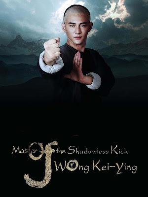 Master of Shadowless Kick Wong Kei-Ying 2016 Custom HD Dual Spanish 5.1