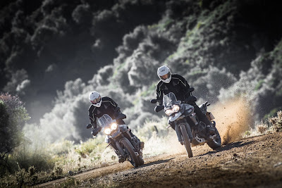 Triumph's new Tiger Explorer