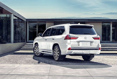 2020 Lexus LX570 Review, Specs, Price