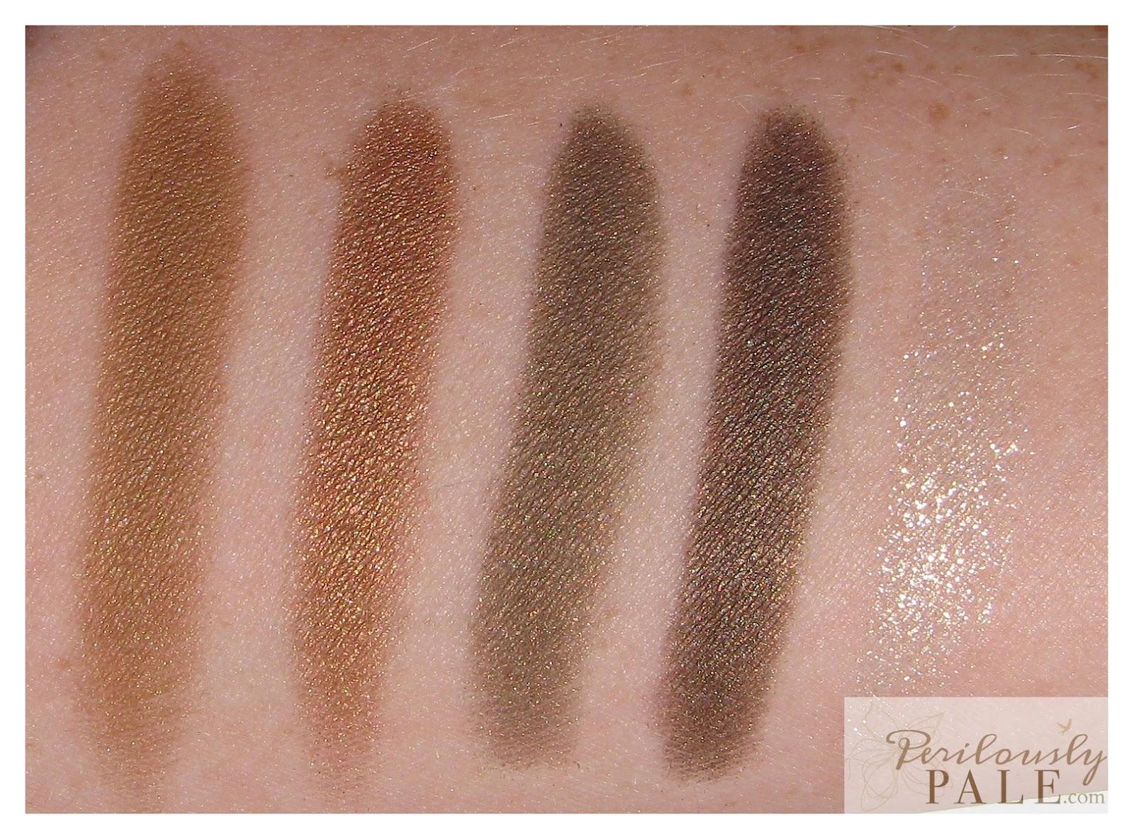 Dior 5 Couleurs Eye Shadow Palette In 774 Golden Savannah