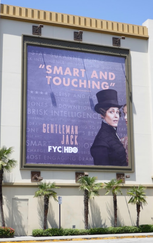 Gentleman Jack 2019 Emmy FYC billboard