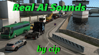 ETS2 Real Ai Engine Sounds 1.36
