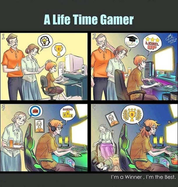 A Lifetime Gamer