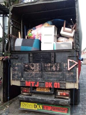 Sewa Truk Denpasar Bali ke Jakarta