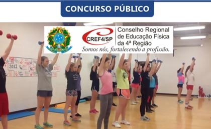 Concurso CREF-SP 2018
