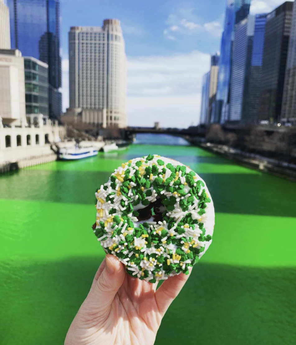 10 Lucky Bites Over the Rainbow in Chicago
