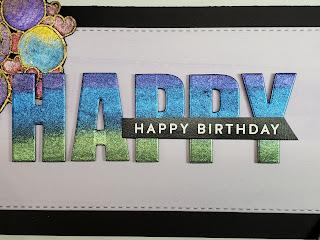 altenew, birthday card