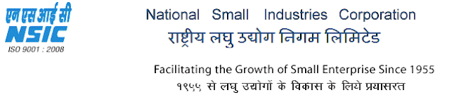 National Small Industries Corporation(NSIC)