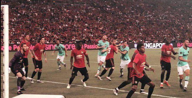 Manchester United vs Inter Milan 1-0 Highlights #MUFC #MUTOUR