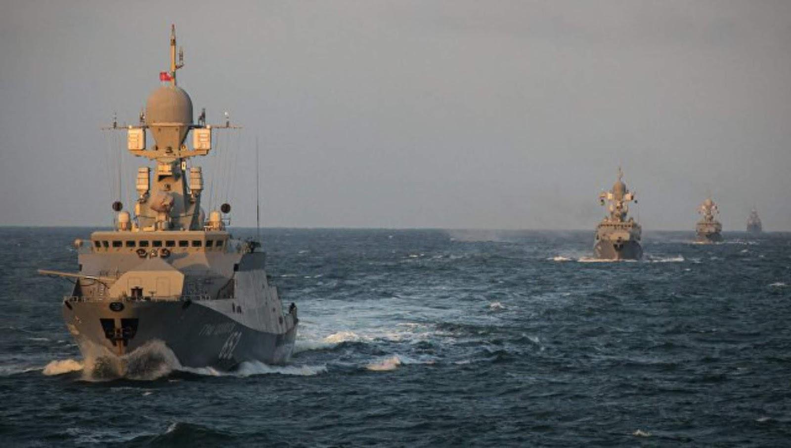 Para ahli AS memprediksi kekalahan Amerika Serikat dalam perang melawan Rusia dan Cina