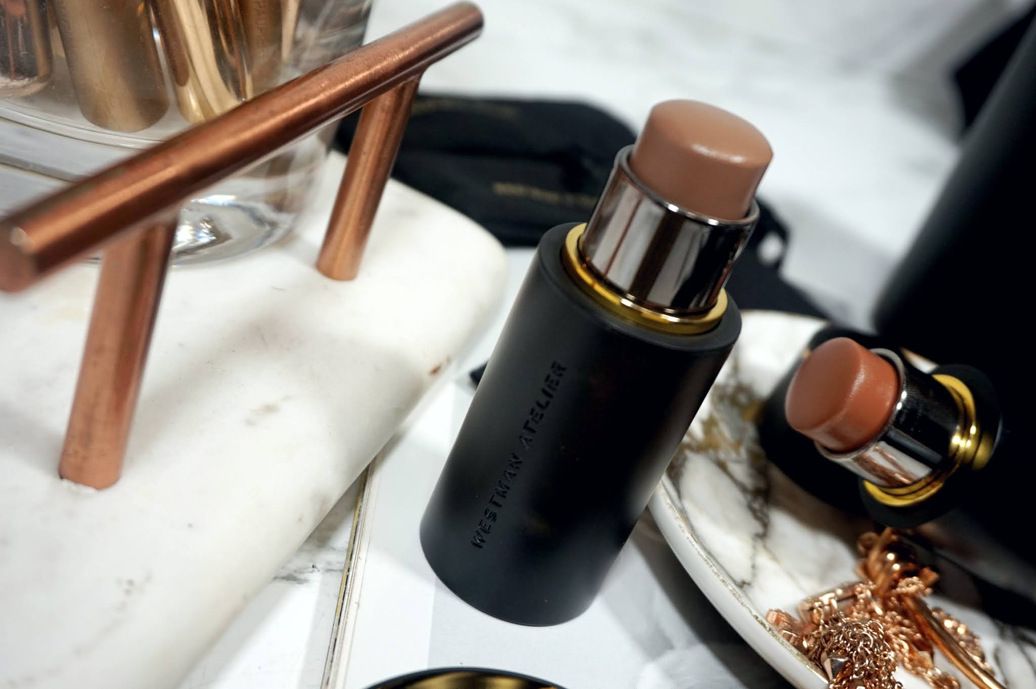 Westman Atelier Face Trace Cream Contour Stick Review and Swatches