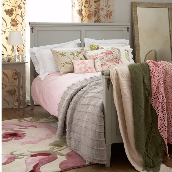 Cosy country bedrooms | home appliance