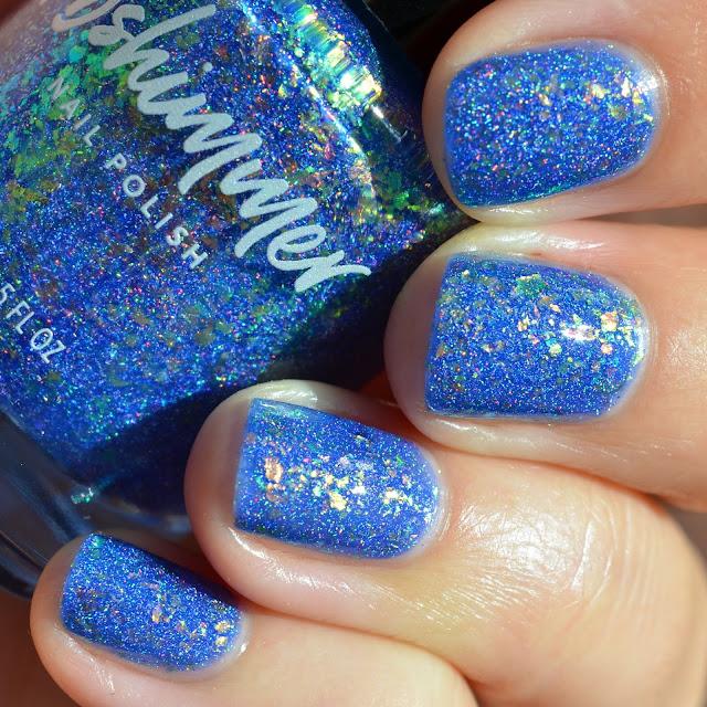 KBShimmer Sól Blue (LE) swatch