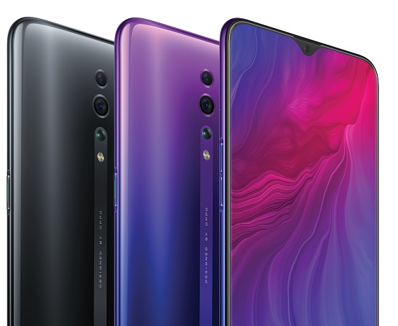 OPPO Reno Z - Specs, Features, Price and Availability