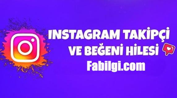 Instagram FollowMe Uygulaması Takipçi Hilesi Nisan 2021 Yeni