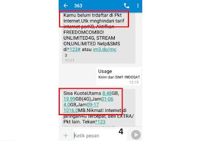 Trik Kuota Gratis Indosat 2019 Terbaru Work 100%