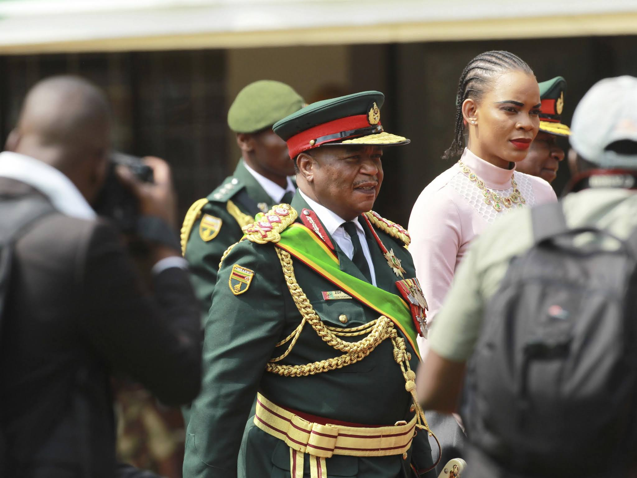 Zimbabwe Placed Under Full Lockdown - Constantino Chiwenga Confirms!
