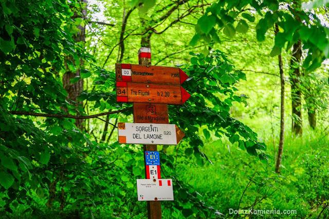 Passo della Colla trekking