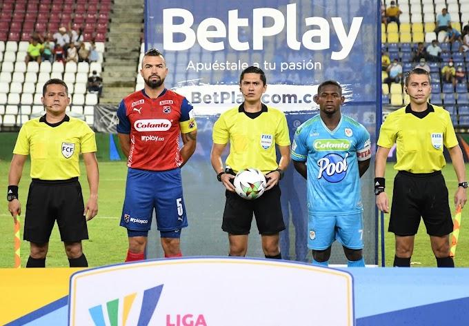 ¡Vamos, Poderoso! La galería del triunfo del Independiente Medellín en su visita a Jaguares, por la Liga BetPlay 2 2021