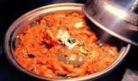 Serving hot paneer Tikka masala recipe