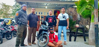Tanpa Perlawanan, Pelaku Curanmor Asal Pringgabaya Diamankan Polisi