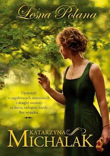 Leśna polana, Czerwień jarzębin - Katarzyna Michalak
