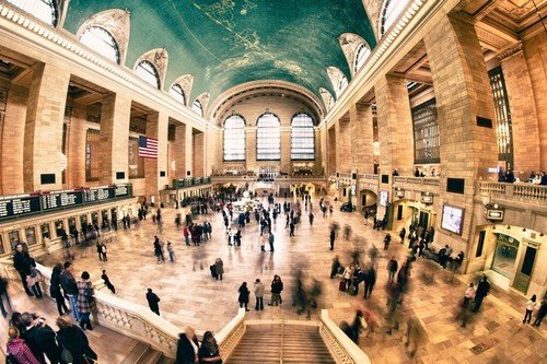 Top 10 beautiful railway stations, attracting the most tourists in the world