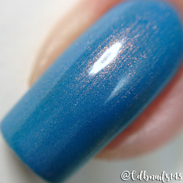 KBShimmer-Peach For The Sky
