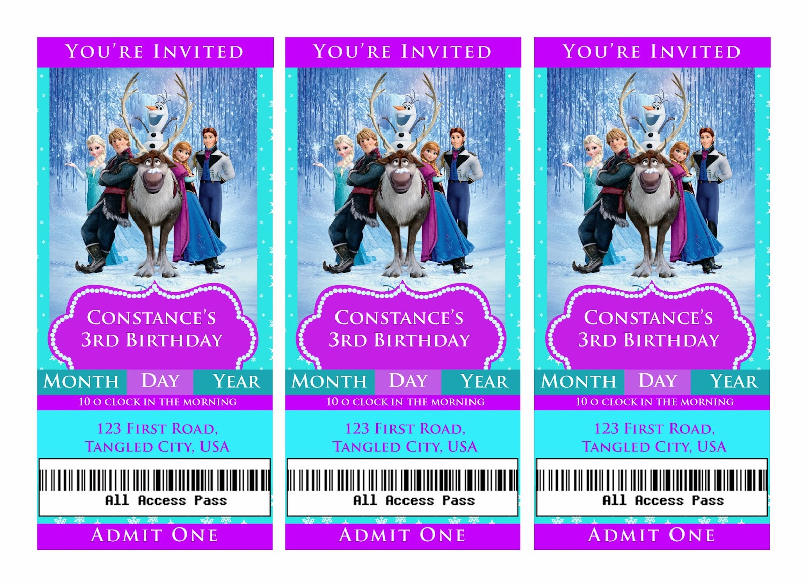 printable free free apps directories theater birthday party by – Movie Ticket Invitations Printable Free