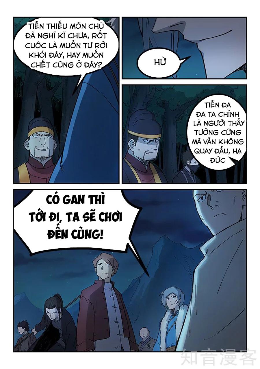 Tinh Võ Thần Quyết Chapter 263 video - Hamtruyen.vn