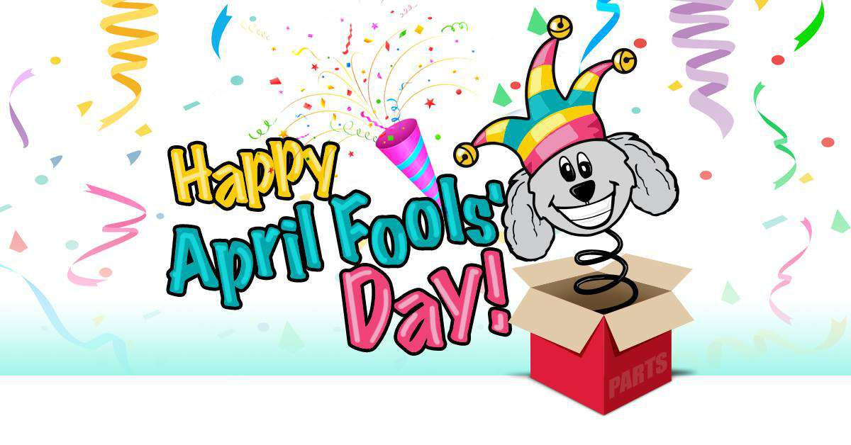 April Fools' Day Wishes for Whatsapp