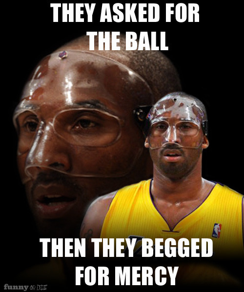 memesNBA: Kobe Bryant- Black Mamba or Ball Hog?