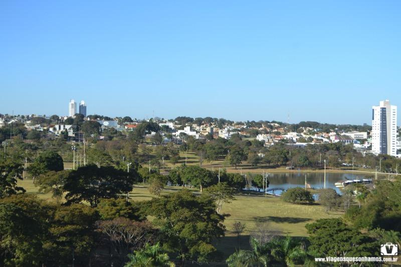 Vista para o Parque das Nações