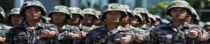 China's Military Recruiting Jobless Tibetans On Border To Form 'Volunteer Militia': Intel Reports