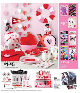 Target Weekly Ad February 4 - 10, 2018 - Specials Valentine
