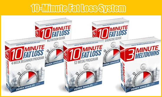 10-Minute Fat Loss System Review