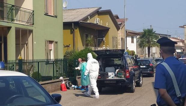 Verona: fermato il figlio dell'anziana accoltellata in casa