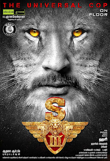 Surya Singam 3 Movie First Look Posters