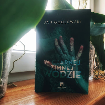W czarnej zimnej wodzie - Jan Godlewski