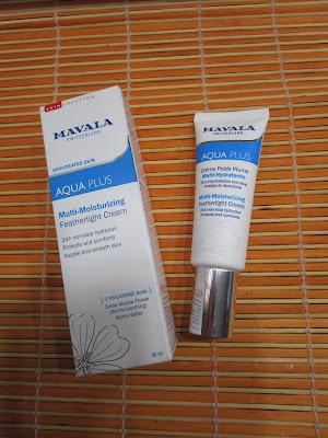 IMagen Crema Pelo Pluma Aqua Plus