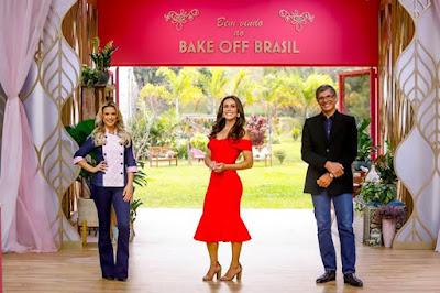 Beca Milano, Nadja Haddad e Olivier Anquier/Foto: Lourival Ribeiro/SBT