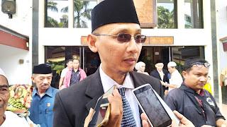 Luthfi Jadi Ketua DPRD Kabupaten Cirebon Sementara