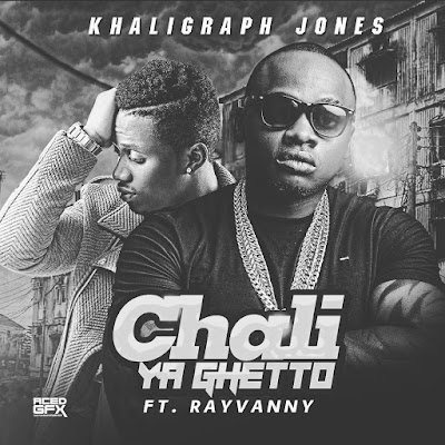 Video | Kaligraph Jones - Chalii Ya Ghetto Ft. Rayvanny